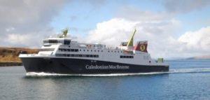 100m Calmac Ferry